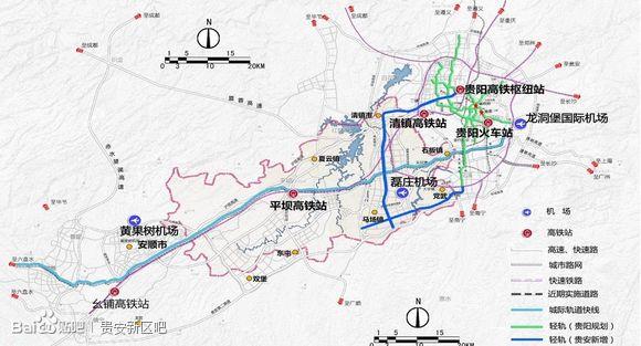 贵安新区规划(图)-安顺学院发展规划处